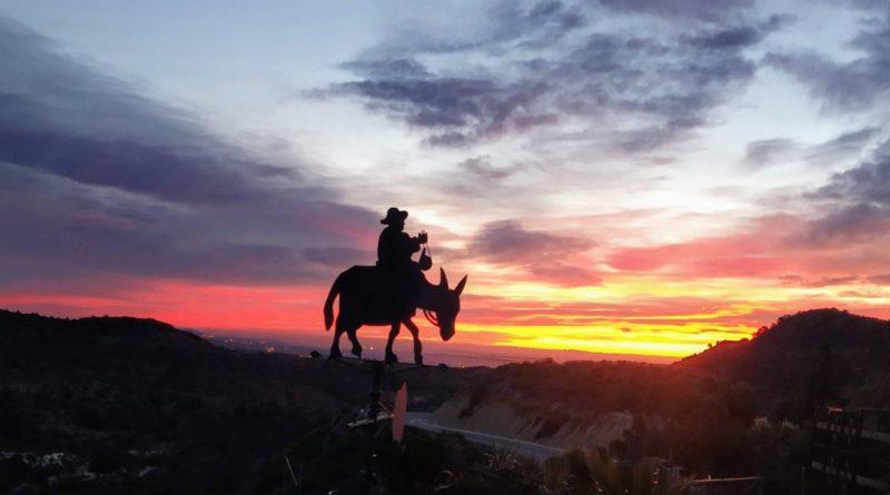 punta pelusa morning view