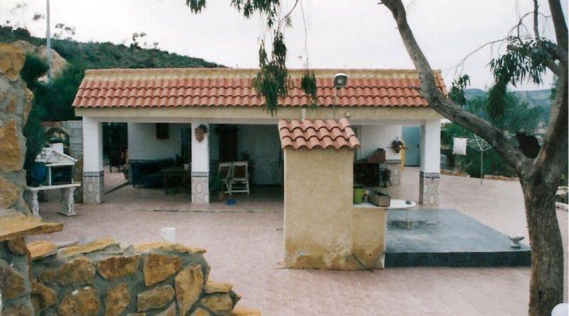 huis punta pelusa in 2001