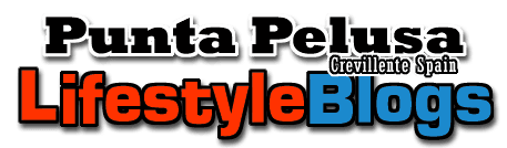 punta pelusa lifestyle blogs logo