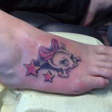 Voet Tattoos